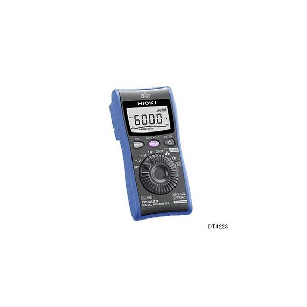 日置電機 HIOKI DT4223 デジタル マルチメータ 電工現場向けポケットテスター