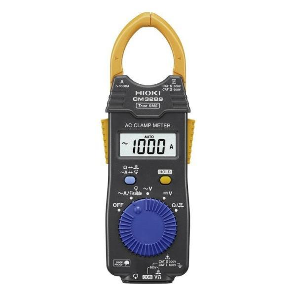 日置電機HIOKICM3289ACクランプメータ(真の実効値整流)