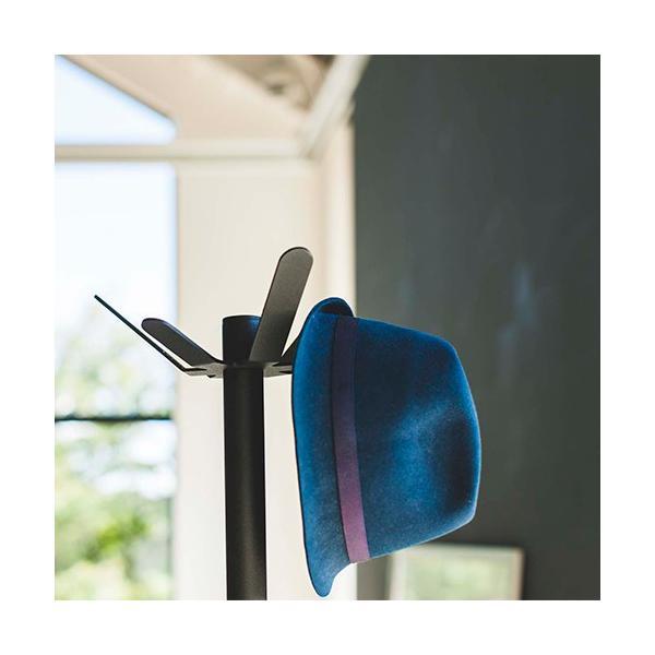 [クーポン配布中] ポールハンガー tower タワー 山崎実業 コートハンガー ハンガーラック 衣類収納 見せる収納 帽子ラック 03525 03526|favoritestyle|06