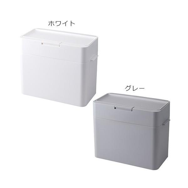 [クーポン配布中] シールズ ゴミ箱 9.5 密閉 ダストボックス 9.5L ふた付き プッシュ式 日本製 seals ライクイット like-it|favoritestyle|03