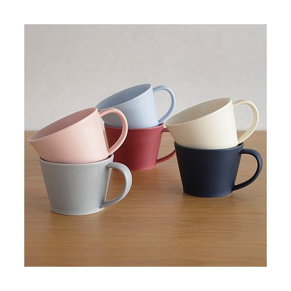 SAKUZAN Sara コーヒーカップ マグカップ 作山窯 美濃焼 食器 日本製 和食器 手仕事 うつわ 器 手作り 贈り物|favoritestyle|04