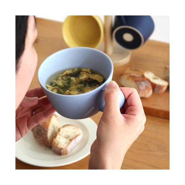 SAKUZAN Sara スープカップ マグカップ 260ml 作山窯 美濃焼 食器 日本製 和食器 手仕事 うつわ 器 手作り 贈り物|favoritestyle|03