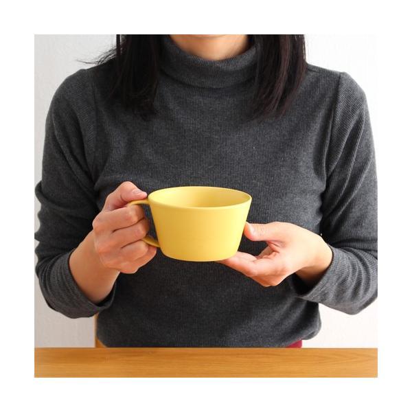 SAKUZAN Sara スープカップ マグカップ 260ml 作山窯 美濃焼 食器 日本製 和食器 手仕事 うつわ 器 手作り 贈り物|favoritestyle|07