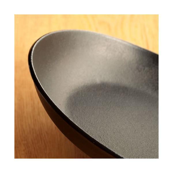 南部鉄器 フライパン 岩鋳 IH対応 オムレット 22cm IWACHU イワチュウ 鉄フライパン 日本製 24600|favoritestyle|03