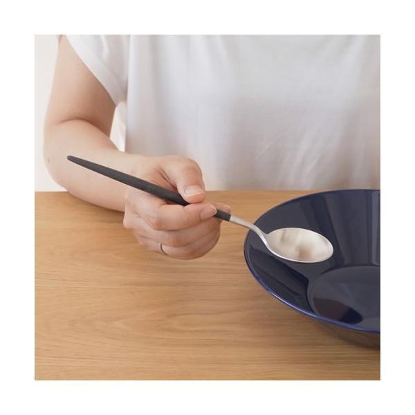 クチポール ゴア テーブルスプーン ブラック Cutipol GOA カトラリー スプーン 食器 おしゃれ 軽量 カフェ CTGO-05-BK|favoritestyle|06