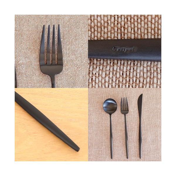 クチポール ムーン マット ブラック ディナーフォーク Cutipol MOON MATT BLACK カトラリー フォーク 食器 おしゃれ 軽量 カフェ CTMO-04-BKF|favoritestyle|05