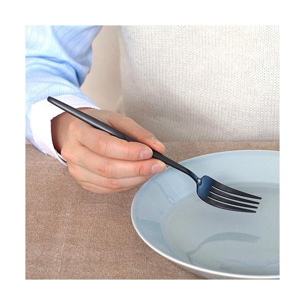クチポール ムーン マット ブラック ディナーフォーク Cutipol MOON MATT BLACK カトラリー フォーク 食器 おしゃれ 軽量 カフェ CTMO-04-BKF|favoritestyle|06