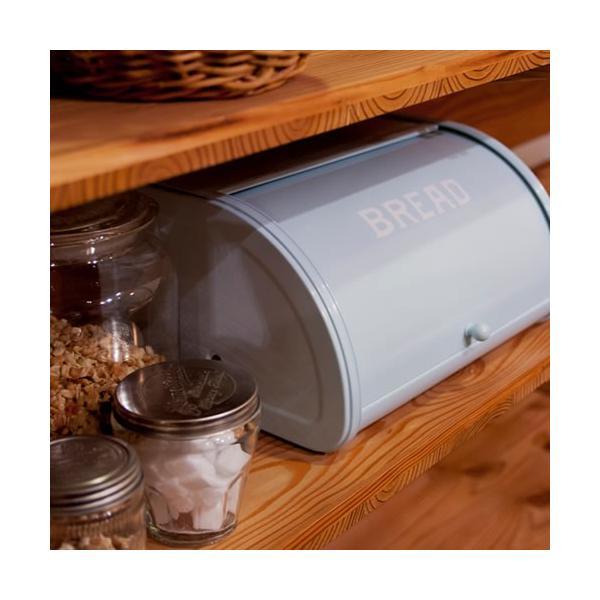 ローラートップブレッド缶 S ブルー ブレッドボックス ブレッドケース パンケース パン入れ アクシス AXCIS Homestead|favoritestyle