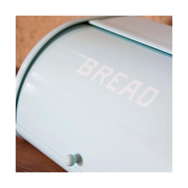 ローラートップブレッド缶 S ブルー ブレッドボックス ブレッドケース パンケース パン入れ アクシス AXCIS Homestead|favoritestyle|02