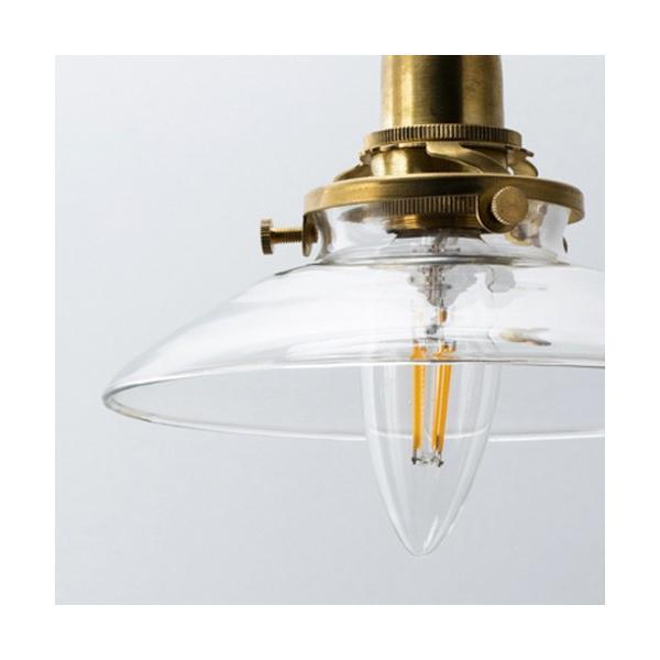 ミニガラスシェード ランプシェード タイプA 照明 AXCIS アクシス ランプ クリア HSN126|favoritestyle|04