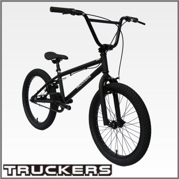 BMX 完成車  TRUCKERS トラッカーズ 20