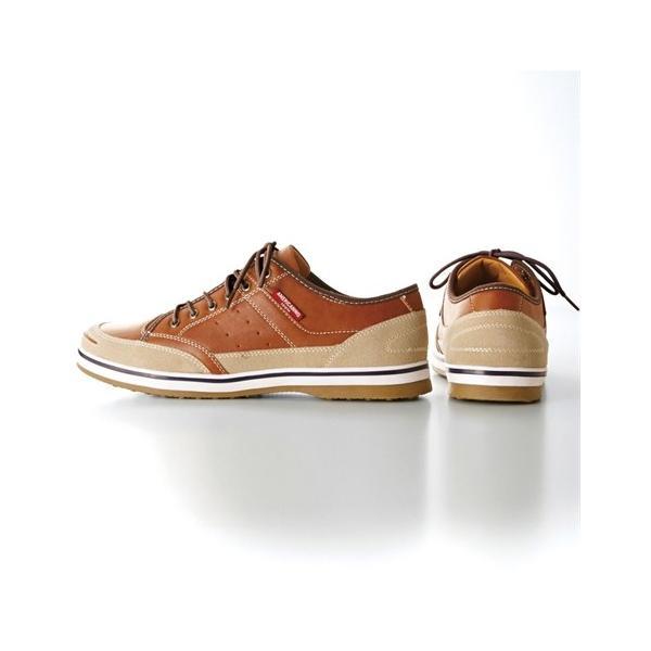 アメリカニーノエドウイン スニーカー(ふかふか中敷仕様) 25cm〜28cm メンズ シューズ 靴 ニッセン|faz-store|05