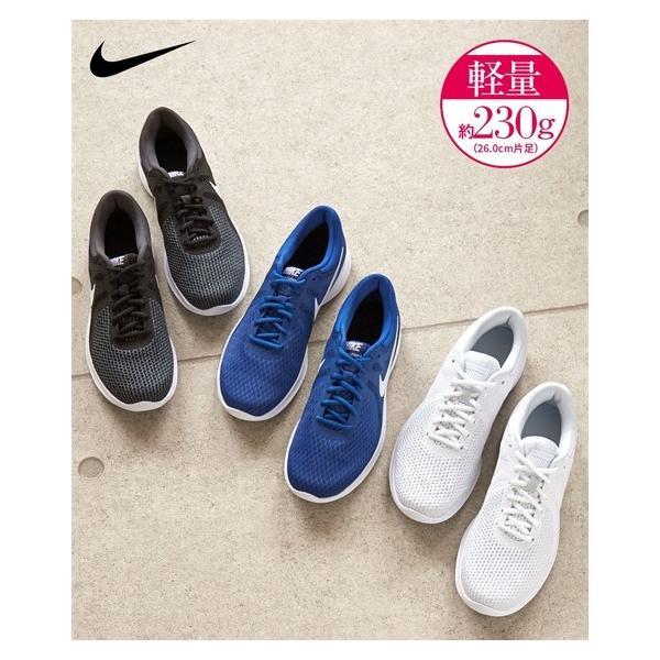 ナイキ(Nike) レボリューション4 24.5cm〜30cm スニーカー シューズ 靴 ニッセン