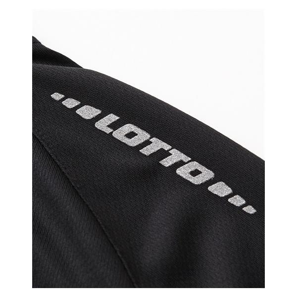 ロット(LOTTO) 長袖Tシャツ 大きいサイズ メンズ M-8L ラグラン切替えロゴプリントTシャツ スポーツウエア ワンマイルウエア|faz-store|04