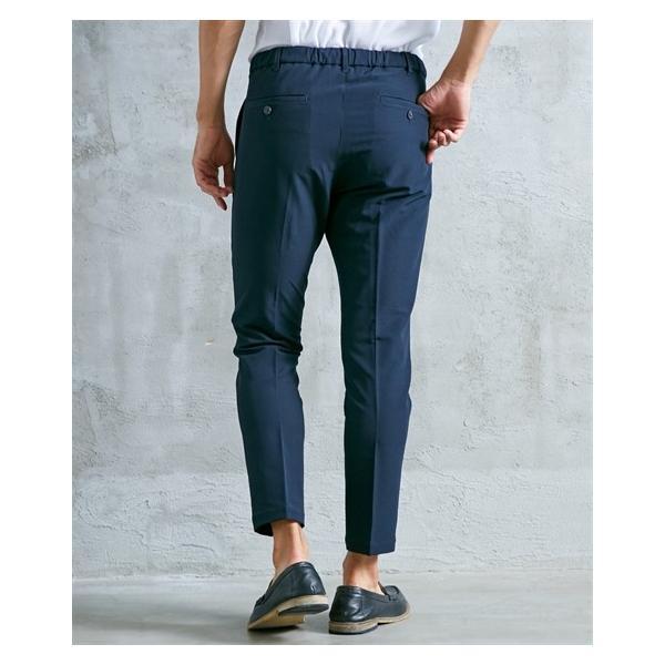セットアップスーツ メンズ M-4L ストレッチ素材セットアップスーツ(ジャケット+パンツ) 大きいサイズ メンズ 上下セットでお買い得 送料無料|faz-store|16