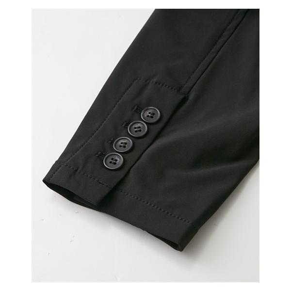 セットアップスーツ メンズ M-4L ストレッチ素材セットアップスーツ(ジャケット+パンツ) 大きいサイズ メンズ 上下セットでお買い得 送料無料|faz-store|05