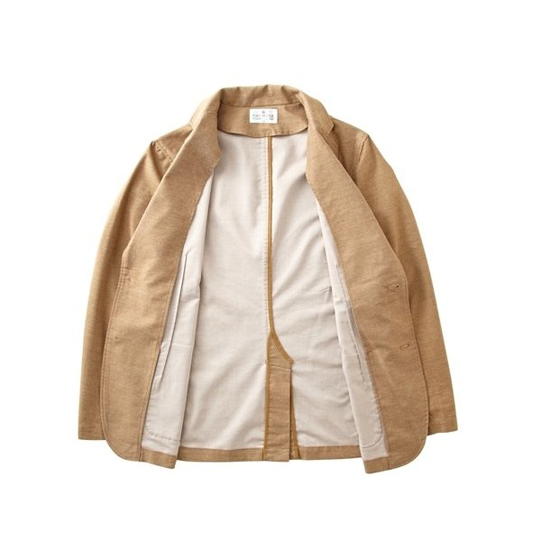 セットアップ スーツ メンズ M-LL 微起毛素材カジュアルセットアップスーツ(ジャケット+ツータックパンツ) 上下セットでお買い得! ニッセン faz-store 04