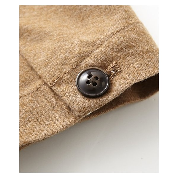 セットアップ スーツ メンズ M-LL 微起毛素材カジュアルセットアップスーツ(ジャケット+ツータックパンツ) 上下セットでお買い得! ニッセン faz-store 05