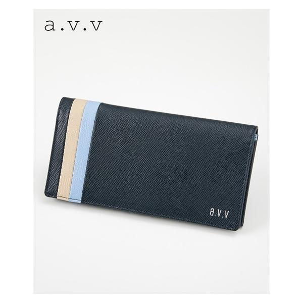 a.v.v(アーベーベー)長財布 【4059118】 ニッセン nissen
