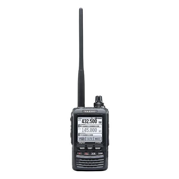 【ヤエス FT2D】144/430MHz帯デジタルトランシーバー