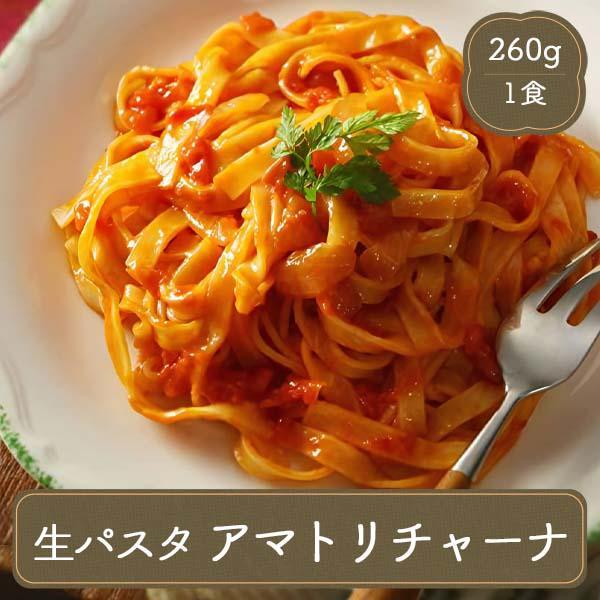 冷凍食品 生パスタ アマトリチャーナ スパゲティ 業務用 パスタ 国産 ヤヨイ食品