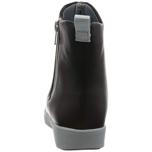 パンジー レインシューズ PN4944 ブラック ブラック JP LL(24.5~25.0cm)