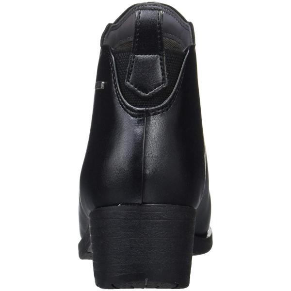 パンジー レインシューズ レインシューズ HN4905 ブラック 24.5 cm 3E