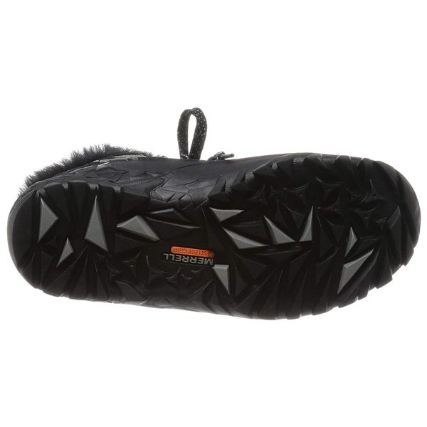 メレル アウトドアシューズ Fluorecein Shell 6 Waterproof J32648 Black (Black/7.5)