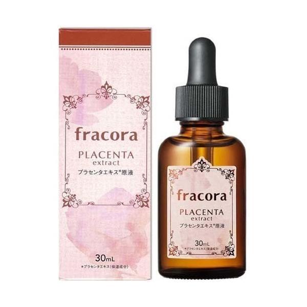 【送料無料】【即納可】 協和 フラコラ ホワイテスト プラセンタエキス 原液 30ml 【 fracora 】|fdc