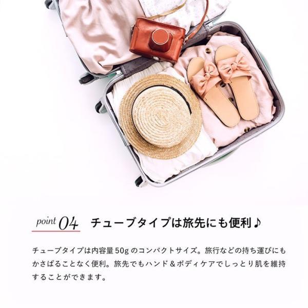 潤う シルク ハンド&ボディクリーム 天然ローズ 絹 シルク 絹屋 コスメ 美容|fdsdaigo|05