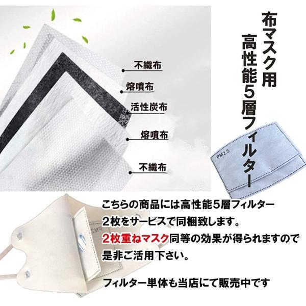 夏用 冷感マスク 接触冷感 洗って使える 5枚入り マスクケース入り 送料無料|featherstoa|10