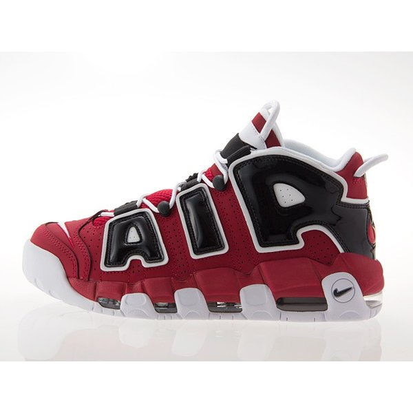 [ナイキ] NIKE AIR MORE UPTEMPO 96 エア モア アップテンポ 96 ブルズ 【ASIA HOOP】【CHICAGO BULLS】 VIRSITY RED/WHITE/BLACK #921948-600|fedes|02
