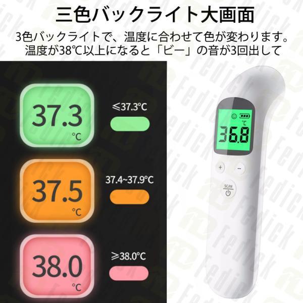 10時まで注文即日発送 500点限定価格 日本語説明書同梱 会社/学校から大量注文受付中! 温度計 非接触型 非接触電子温度計 温度計 室温  電子温度計 fedick 04