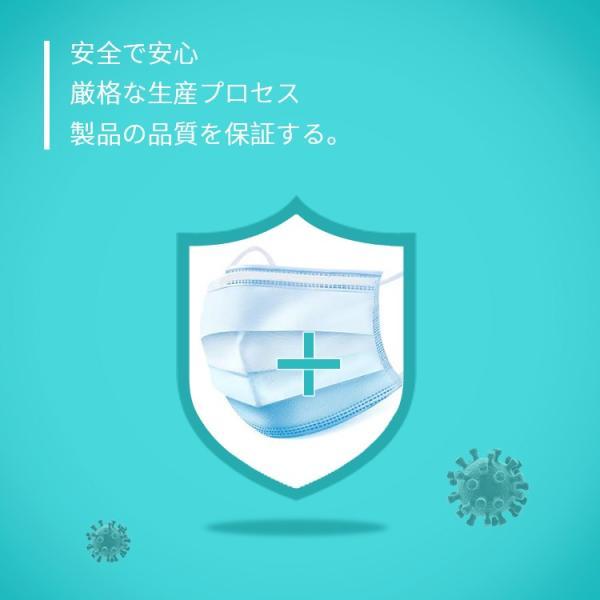 【在庫あり 即納〜一週間までに配送】3層構造 マスク ホワイト 使い捨て 30・50枚入り PM2.5対応 不織布 超快適 花粉症対策 風邪予防 BEF99.9% 抗菌 大人用 fedick 10