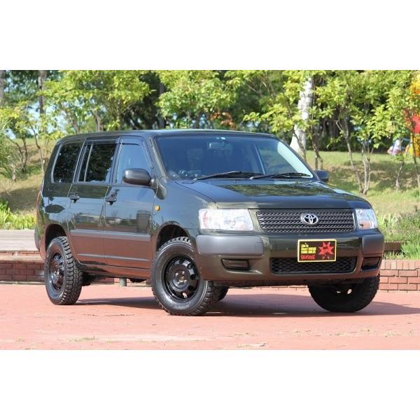 サクシード/プロボックス50系4WD用2インチアップキット全国送料無料!|feel-parts-shop|02