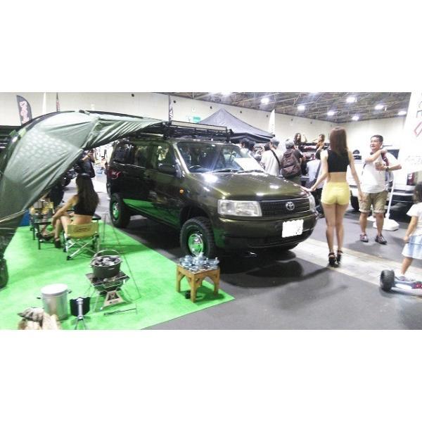 サクシード/プロボックス50系4WD用2インチアップキット全国送料無料!|feel-parts-shop|11