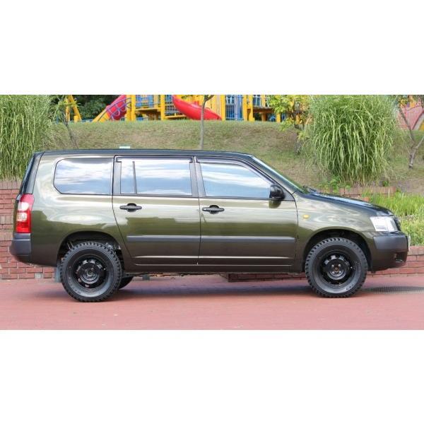 サクシード/プロボックス50系4WD用2インチアップキット全国送料無料!|feel-parts-shop|03
