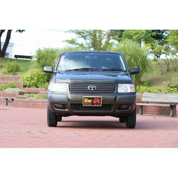 サクシード/プロボックス50系4WD用2インチアップキット全国送料無料!|feel-parts-shop|04