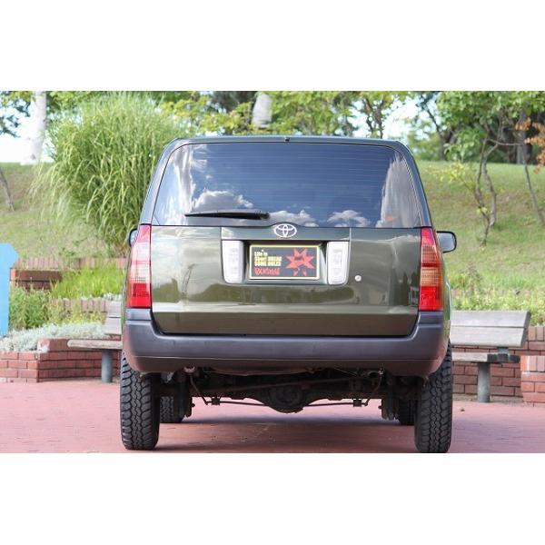 サクシード/プロボックス50系4WD用2インチアップキット全国送料無料!|feel-parts-shop|05