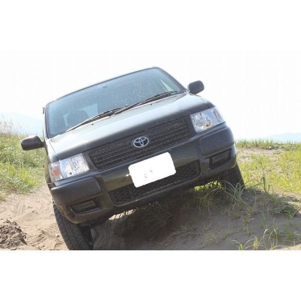 サクシード/プロボックス50系4WD用2インチアップキット全国送料無料!|feel-parts-shop|06
