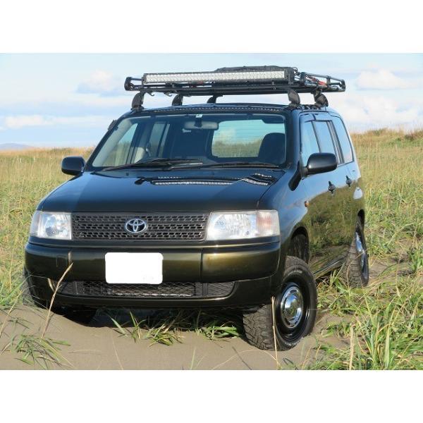サクシード/プロボックス50系4WD用2インチアップキット全国送料無料!|feel-parts-shop|08