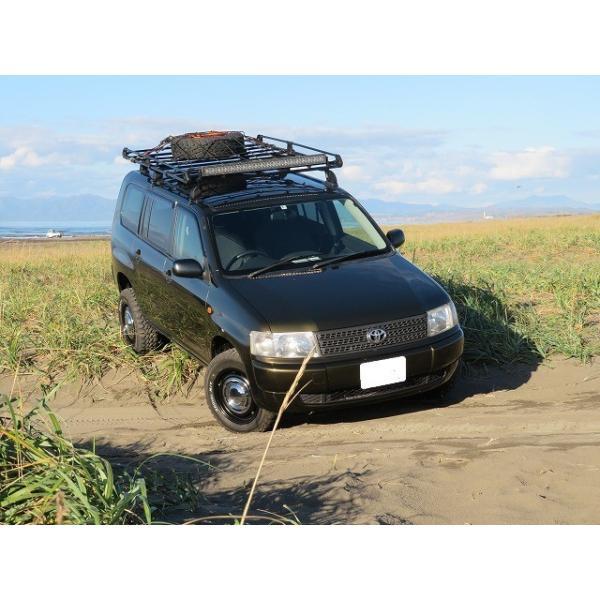 サクシード/プロボックス50系4WD用2インチアップキット全国送料無料!|feel-parts-shop|09