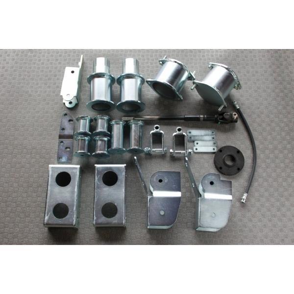 64V/Wエブリイ/スクラム/NV100クリッパー用4インチアップキット feel-parts-shop