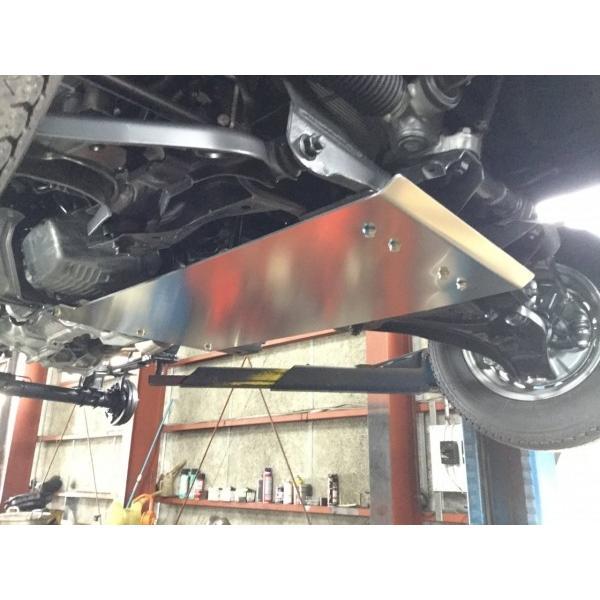 S510系 ハイゼットトラック サンバー ピクシス専用6ミリ厚高強度アンダーガード |feel-parts-shop