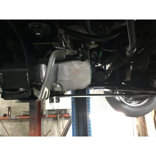 S510系 ハイゼットトラック サンバー ピクシス専用6ミリ厚高強度アンダーガード |feel-parts-shop|02