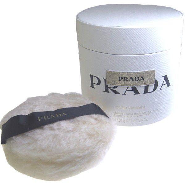 プラダ[PRADA]ローアンブレーパウダーパフ100g