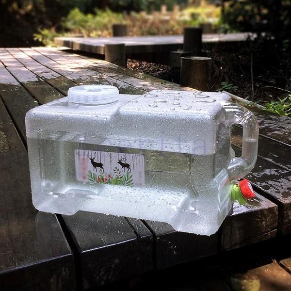 22リットル ウォータータンク 水 タンク アウトドア 給水 貯水 防災グッズ 地震対策グッズ 給水タンク キャンプ用品 バーベキュー ポリタンク 給|feerita|02