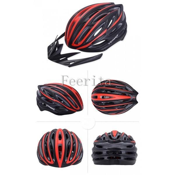 ヘルメット サイクルヘルメット 大人用 自転車ヘルメット ロードバイク メンス レディース マウンテンバイク用ヘルメット|feerita|03