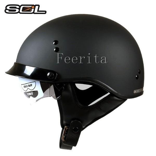 ハーフヘルメット バイクヘルメット 半帽 オープンフェイス  ジェットヘルメット バイク ヘルメット ジェット 安全規格 半帽 メンズ レディース|feerita|02
