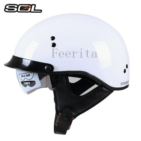 ハーフヘルメット バイクヘルメット 半帽 オープンフェイス  ジェットヘルメット バイク ヘルメット ジェット 安全規格 半帽 メンズ レディース|feerita|03